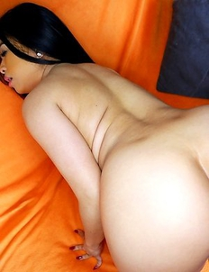 Bubbly-assed Filipina American beauty Maya fucked hard and facialed